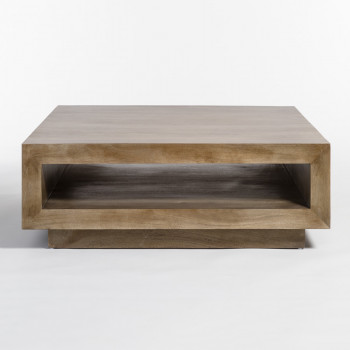 Chicago Coffee Table In Light Ash