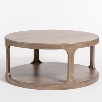 Mason Coffee Table In Misted Ash