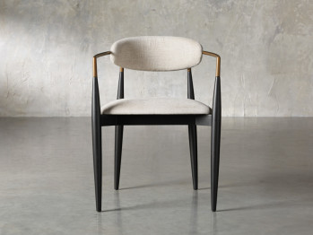 """Jagger 22"""" Dining Arm Chair"""