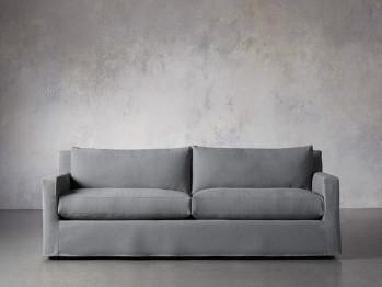 "Monroe Slipcovered 95"" Sofa"