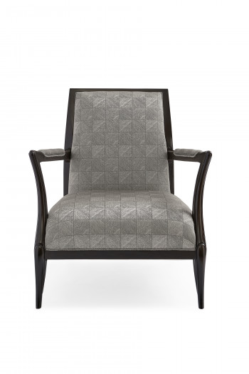 Laid Back Accent Chair