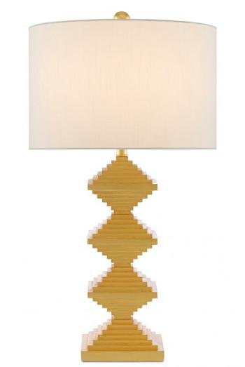 Pelor Gold Table Lamp