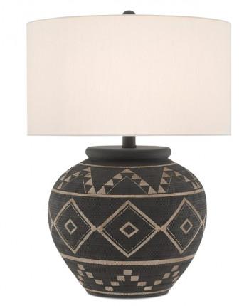 Tattoo Table Lamp