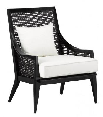 Teagan Muslin Chair