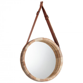 Large Canteen Mirror