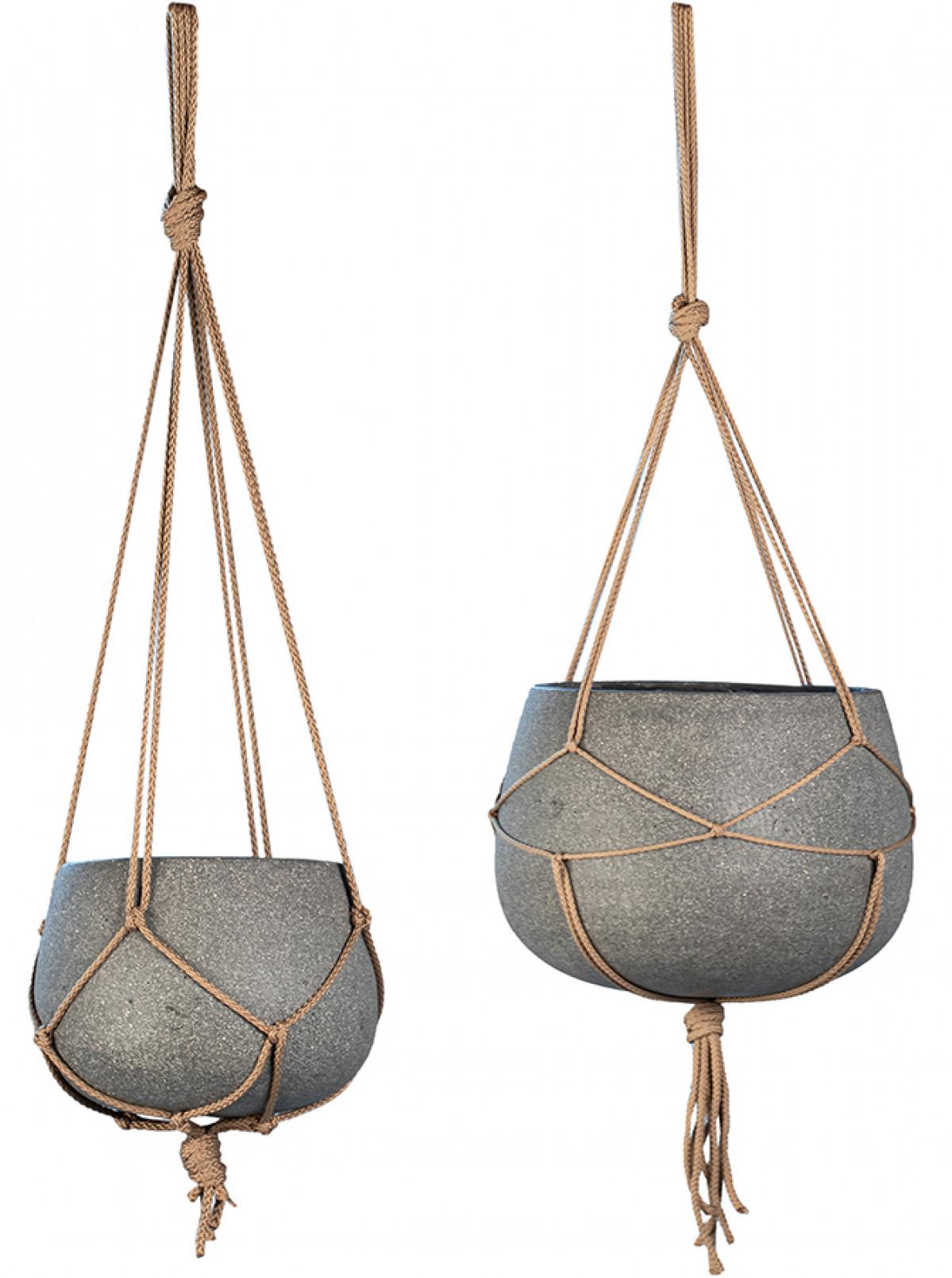 Hanging Pot Set Of 2