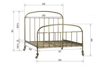 Molina Bed Queen