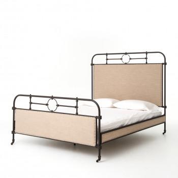 Berkley Metal Bed