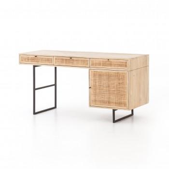Carmel Desk-Natural Mango