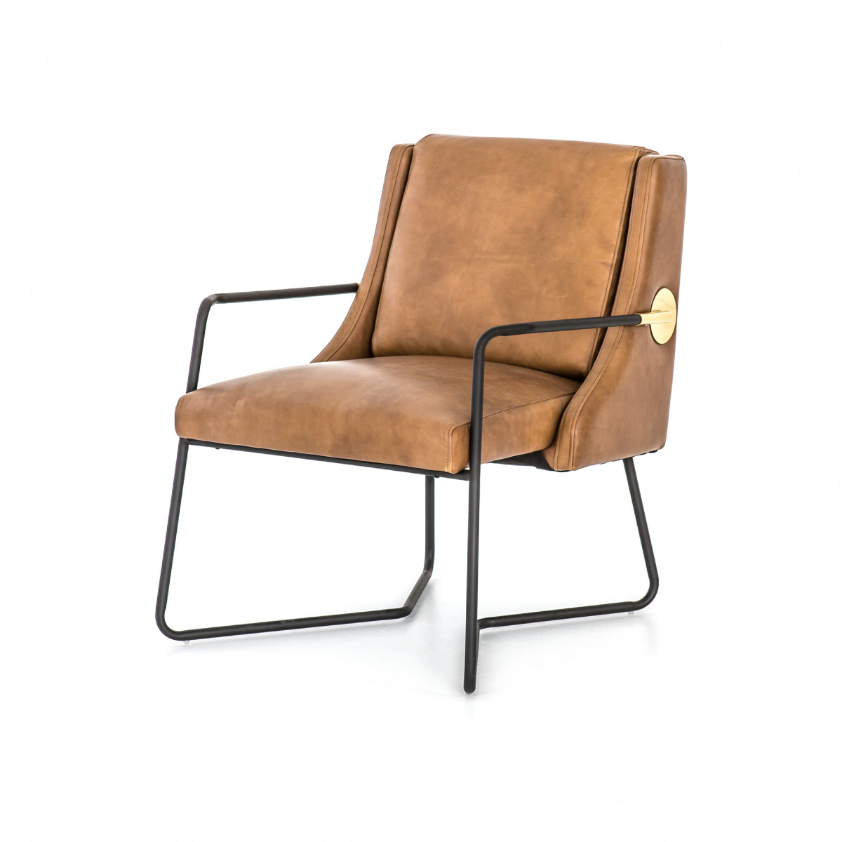 Lowell Chair-Patina Copper