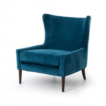Marlow Wing Chair-Bella Bayoux