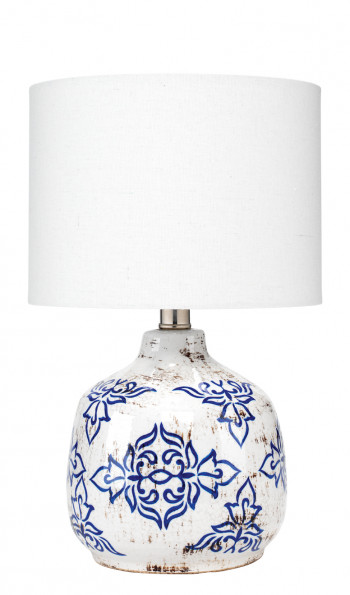 Ruby Table Lamp