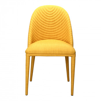 Libby Dining Chair Yellow (Set of 2)