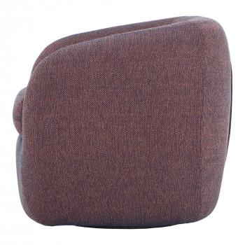 Maurice Swivel Chair Rosa Orange