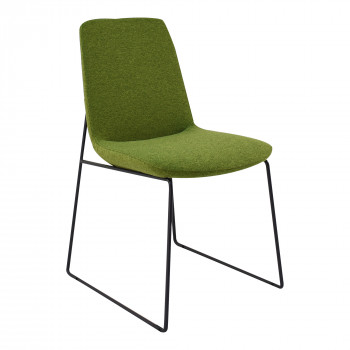 Ruth Dining Chair Green (Set of 2)