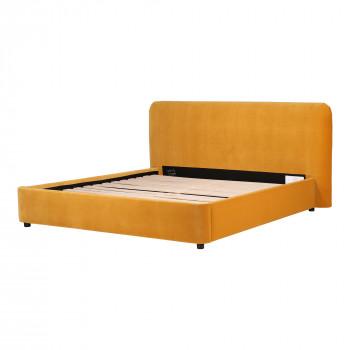 Samara King Bed Mustard