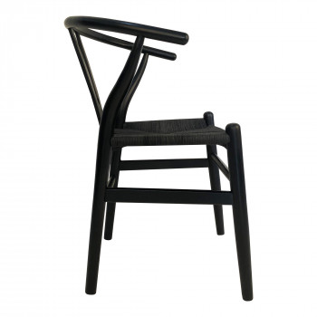 Ventana Dining Chair Black-M2