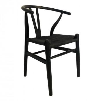 Ventana Dining Chair Black (Set of 2)