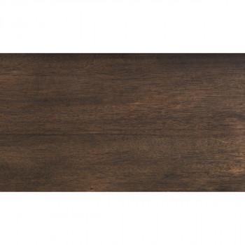 """Console,  The look of modern art in ebony walnut finish, 67""""W"""