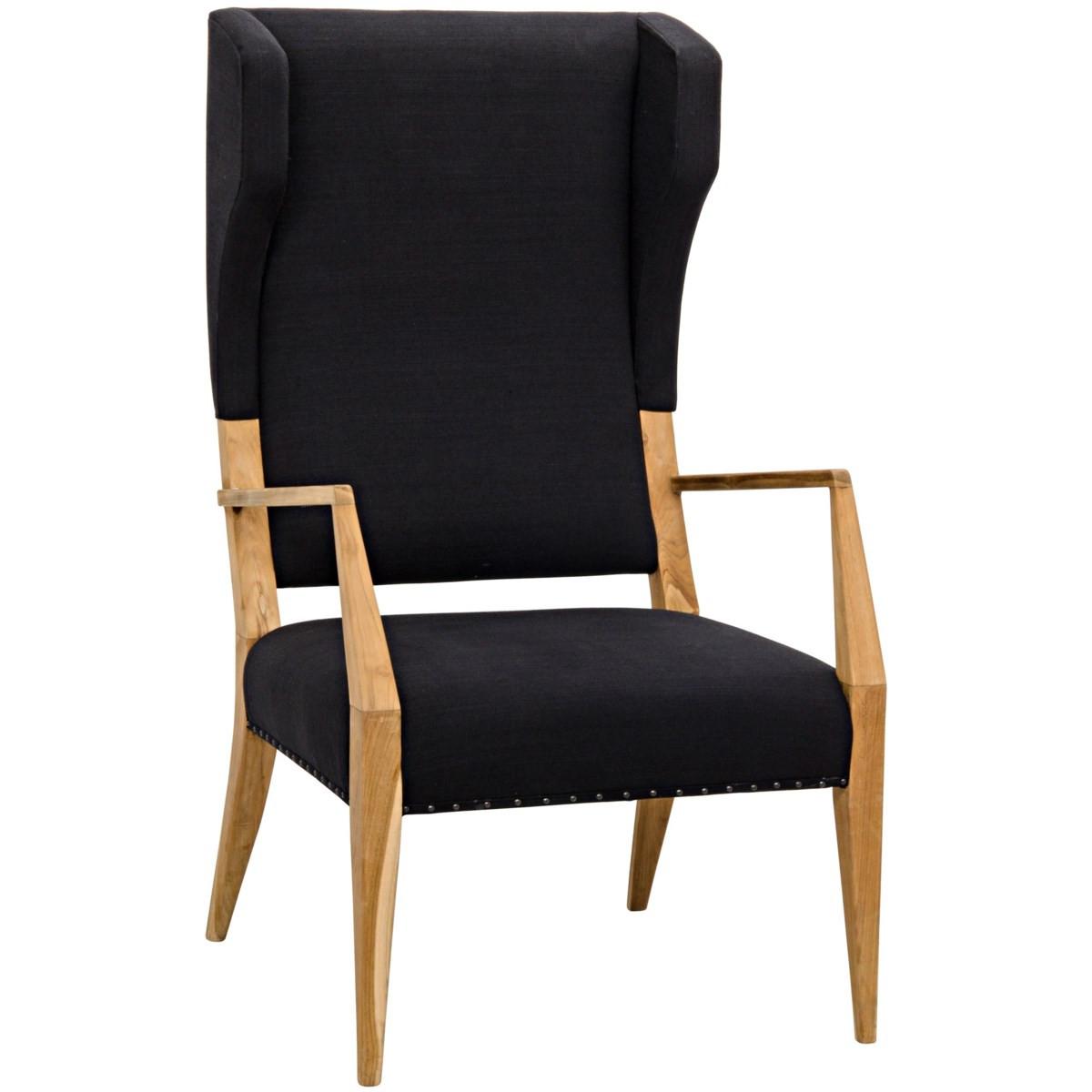 Narciso Chair, Teak