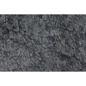 Vodder Side Table, Black Stone