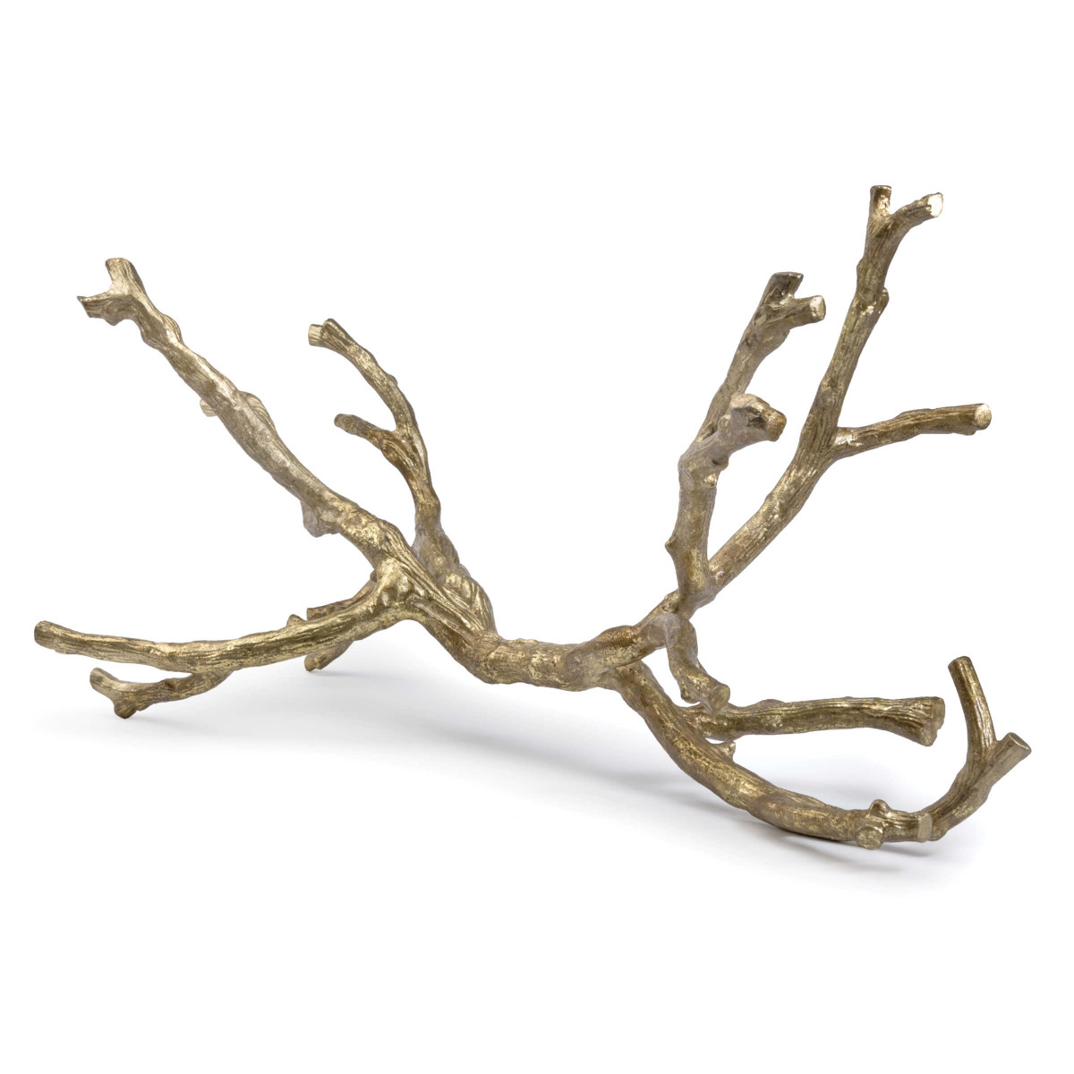 Metal Branch (Gold)