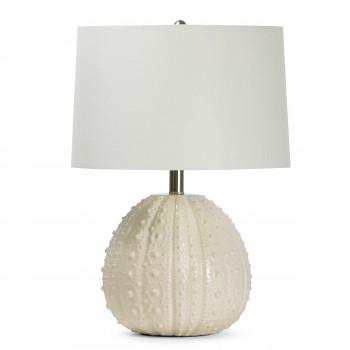 Sanibel Ceramic Table Lamp (White)