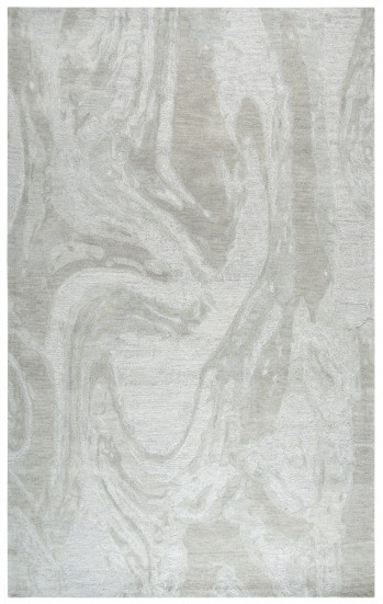 Fifth Avenue Gray 10' X 13' Hand-Tufted Rug