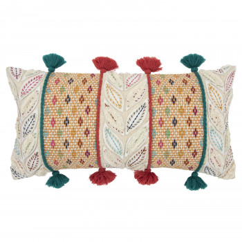 """Rizzy Home 14"""" X 26""""  Pillow"""