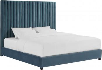 Arabelle Sea Blue Bed In King