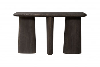 Laurel Console Table - Charcoal